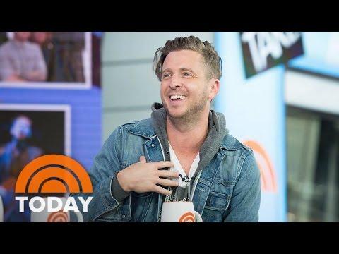 OneRepublic Frontman Ryan Tedder On Songwriting, Touring With U2   TODAY