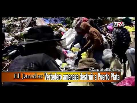 Marino Zapete: Vertedero amenaza destruir a Puerto Plata Seg-3 19/04/18
