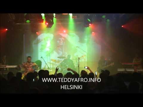 Teddy Afro: Bob M Helsinki 2015