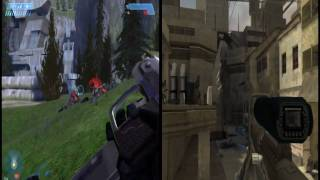 Halo: Pc vs Halo 2 For Windows Vista