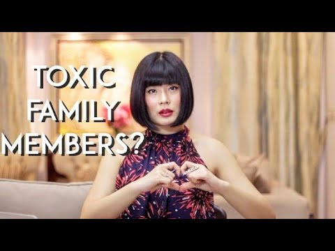 toxic family relationships