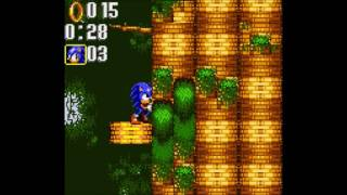 Sonic Triple Trouble - Meta Junglira 1 Sonic: 0:33 (Speed Run)