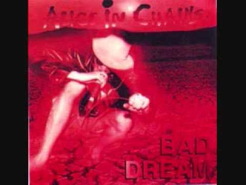 Alice in Chains Bad Dream bootleg, live in Glasgow March 3rd,  1993.