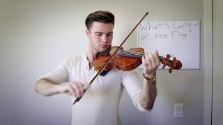 Learning The Violin:
