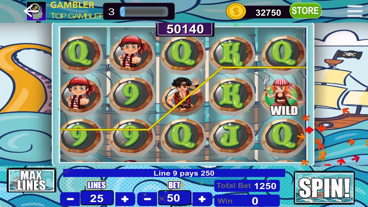 Free Slot Machine Pirates