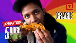 The Best Cheap Hybrid Food in NYC || 5 Buck Lunch