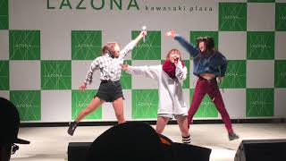 ひとひらの涙 J☆Dee'Z (ジェイディーズ) at ラゾーナ川崎 171124
