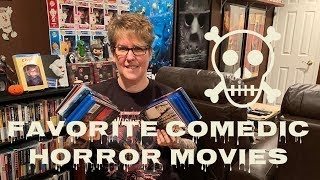 Favorite Comedic Horror Movies- Zombies, Werewolves, Vampires, and more!!
