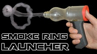 How To Make Smoke Ring Launcher