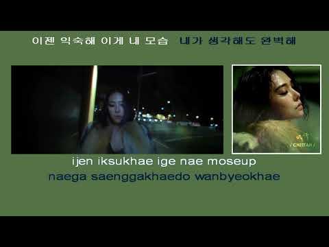 CHEETAH (치타) Stagger (비틀비틀)inst strange + lyrics