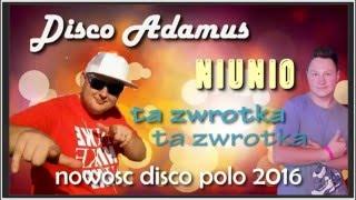 Niunio & Disco Adamus - Ta zwrotka (Audio)