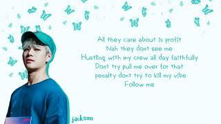Jackson Wang - Papillon Lyrics