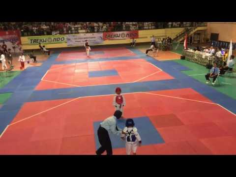 Liga Pelajar Taekwondo Kab Bogor 2017