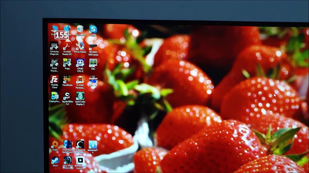 Dell S2719DGF Review | PC Monitors