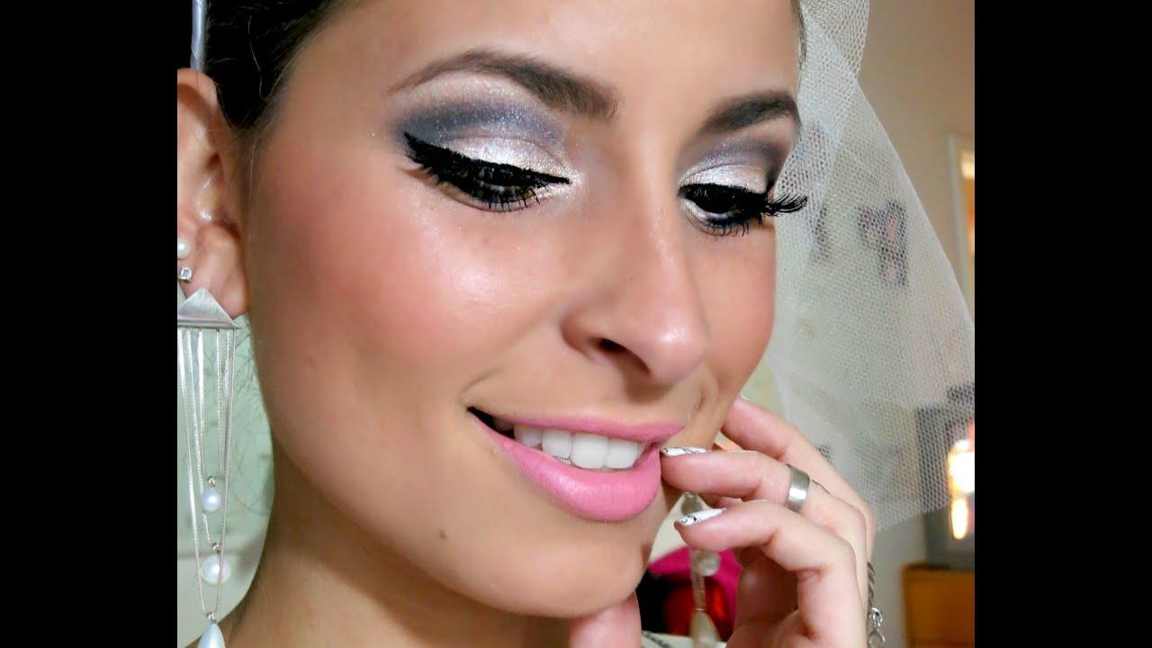 Maquiagem Para Noivas Passo a Passo com Sorriso