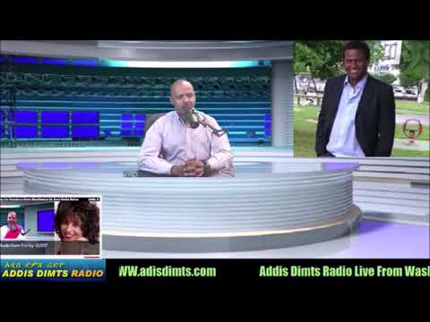 Addis Dimts Radio October 29 2017 Broadcast