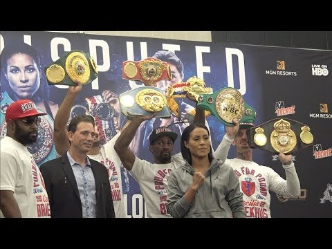 Cecilia Braekhus Undisputed For 4 Yrs Fighting For Another Title EsNews Boxing