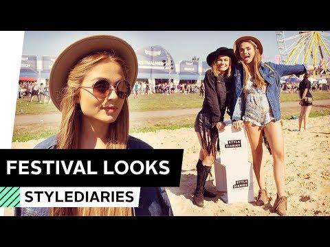 Festival Looks beim Deichbrand Cuxhaven mit Sofia & VANELLIMELLI – Stylediaries 2017 | OTTO