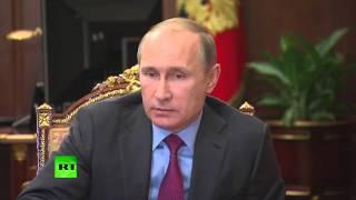 Владимир Путин приказал начать вывод российской группировки из Сирии