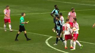 HD HIGHLIGHTS: Stevenage 2-1 Wycombe