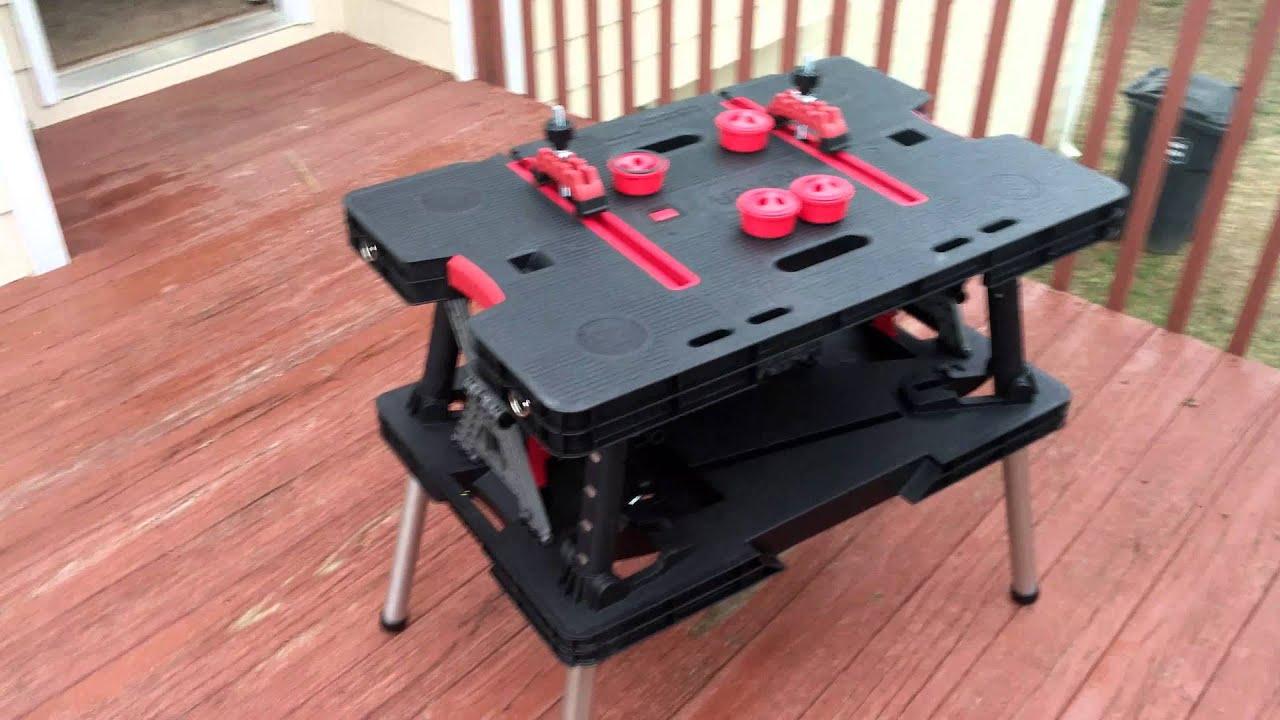 Folding table keter - Keter Workstation