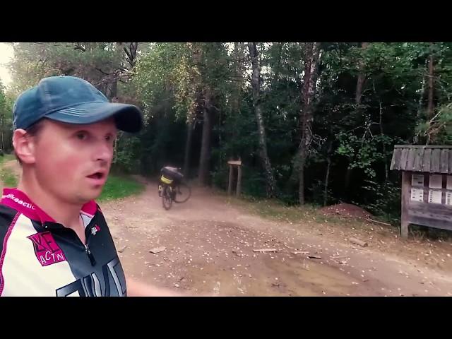 Велопутешествие по России. Национальный парк Смоленское Поозерье