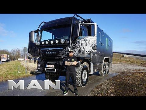 MAN #TRUCKLIFE - Monster Energy truck