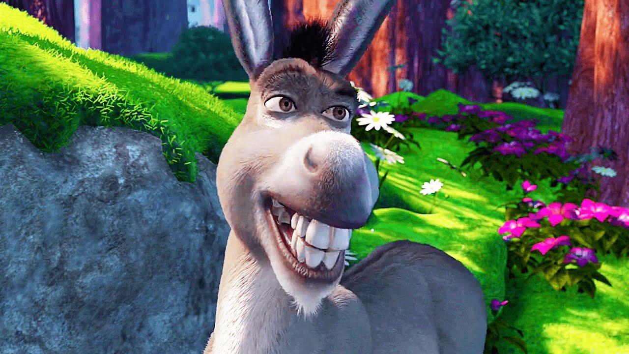 "Download SHREK Clip - ""Talking Donkey"" (2001)"
