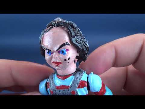 How Bad Are These Munecos Knock Off Chucky Figures??? HORROR