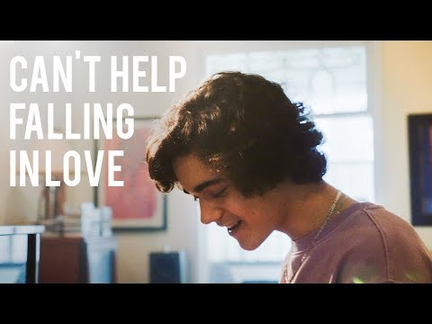 Can't Help Falling In Love - Elvis Presley (Cover by Alexander Stewart)