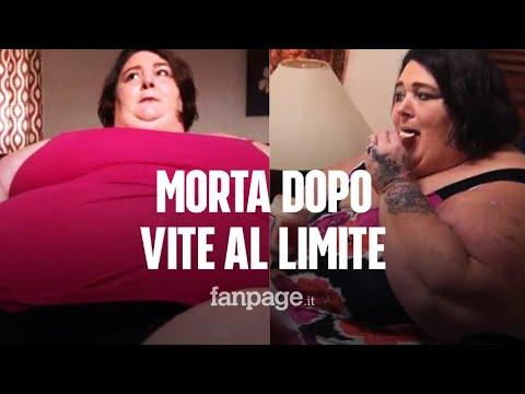 """Morta Coliesa McMillian, la protagonista 41enne di """"Vite al Limite"""" pesava oltre 290 chili"""