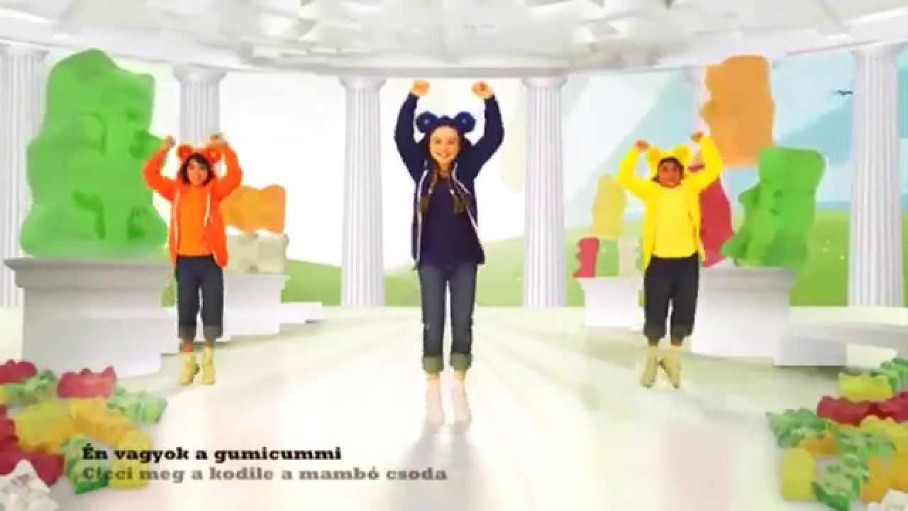 Download ★ Just Dance Kids 2 - I'm a Gummy Bear (The Gummy Bear Song) (HD) ★