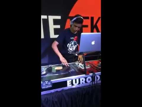 Dj Jorge Damian - audio technica - Old School Monterrey