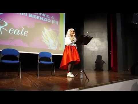 cristina-d'avena---tribute---sonia-cartoon---firenze-comics-2018