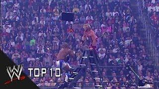 Crashing the Bank - WWE Top 10