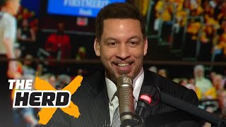 Chris Broussard's Top 5 NBA players of all-time | THE HERD
