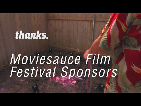 2008 Moviesauce Film Festival Sponsor Spot