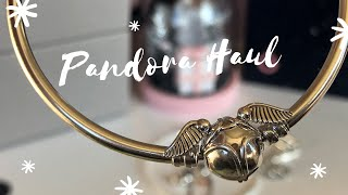 Pandora Haul | Harry Potter & Free Bangle Promo