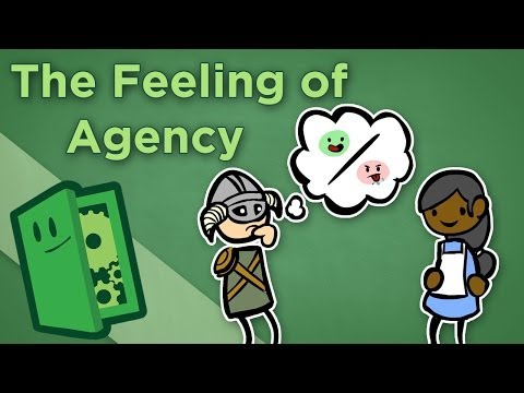 The Feeling of Agency - What Makes Choice Meaningful? - Extra Credits