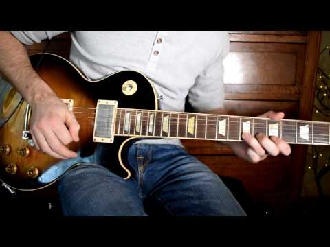 Guns n Roses - This I Love solo cover