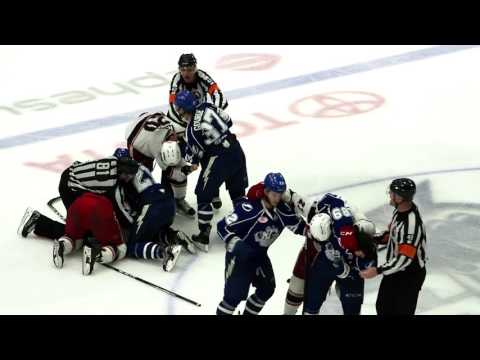Syracuse Crunch continue fight with Grand Rapids after the buzzer