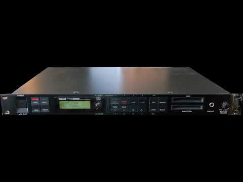 Yamaha EX5 & TG55 Demo