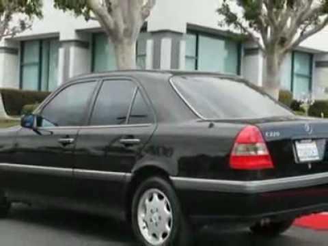 1996 mercedes benz c class c220 sedan youtube for 1996 mercedes benz c220