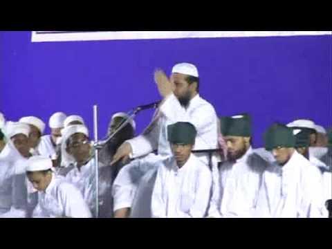 [HD] Shaikh Hanif Luharvi db's Bayan in Annual Jalsa of Jamia Faizanul Quran - Ahmedabad 12-06-2013