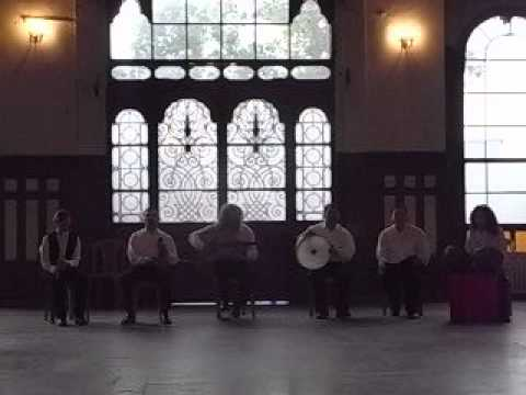 SUFI MUSIC CONCERT AND SEMA (WHIRLING) PROGRAM in Istanbul SIRKECI TRAIN STATION no.1