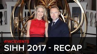 decoding the beauty of time iwc da vinci 2017 sihh recap