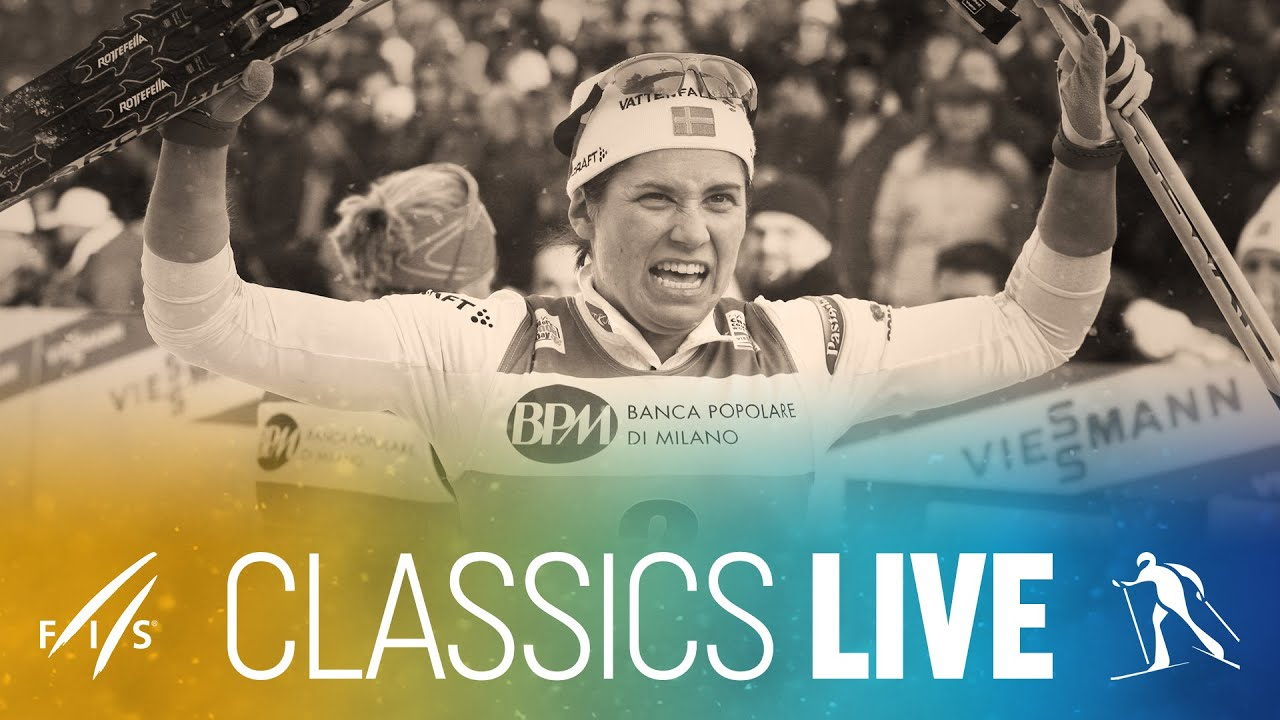#ClassicsLive | 2011/12 | Milan | Sprint F | FIS Cross Country