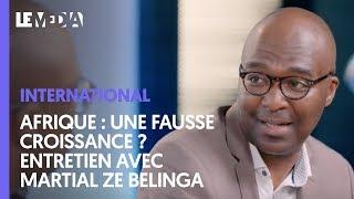 AFRIQUE : UNE FAUSSE CROISSANCE ?