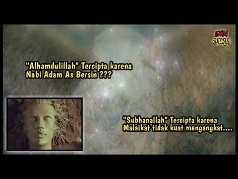 MASYA ALLAH.. Inilah Asal Mula Terciptanya Kalimat Tasbih, Tahmid, Tahlil, Takbir & Hauqalah