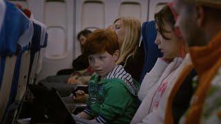 Нельзя смотреть порнуху в самолёте l Супернянь 2